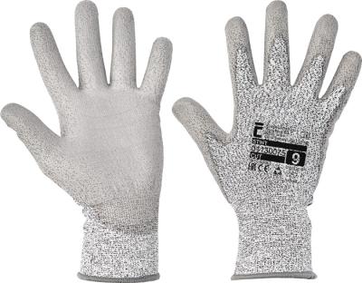 Ochranné pomůcky, oděvy a obuv pro řemeslníky - pracovní rukavice STINT - 1636