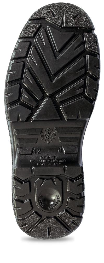 pracovní obuv ERGON BETA S1 SRC - 3018