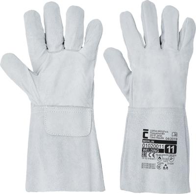 Oděvy pro hasiče - pracovní rukavice MERLIN - 1025