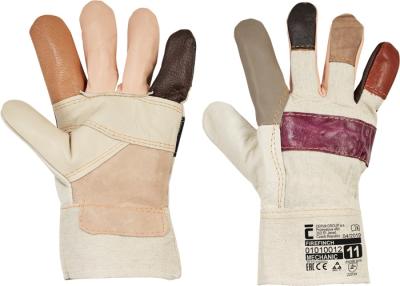 Zimní pracovní rukavice - pracovní rukavice FIREFINCH - 1010