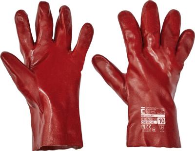 Pracovní rukavice - pracovní rukavice REDSTART 27 cm - 1062
