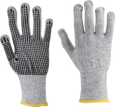 Dřevorubecké a lesnické oblečení - pracovní rukavice CROPPER DOTS - 1341