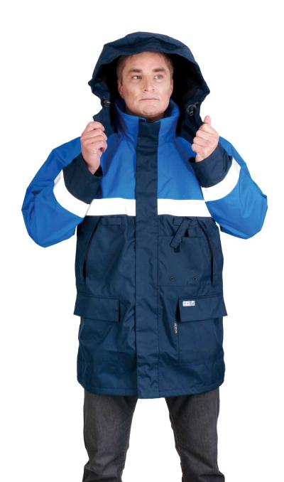 Oděvy pro hasiče - pracovní bunda DUFFEL 3074 - O200119