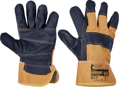 Kombinované pracovní rukavice - pracovní rukavice ORIOLE - 1006