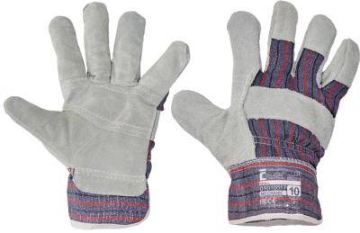 Ochranné pomůcky, oděvy a obuv pro řemeslníky - pracovní rukavice GULL - 1696