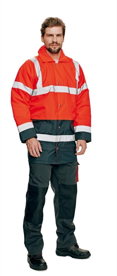 pracovní bunda SEFTON HV - V000066