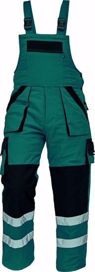 pracovní kalhoty lacl MAX WINTER REFLEX - V000070