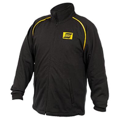 Ohnivzdorné - nehořlavé pracovní oděvy a pomůcky - pracovní bunda svařovací flaušová ESAB FR - O203623