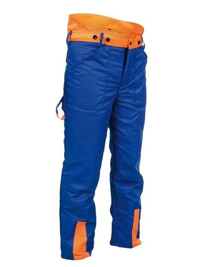 pracovní letní protipořezové kalhoty pas PROFESIONAL II. M - 2825