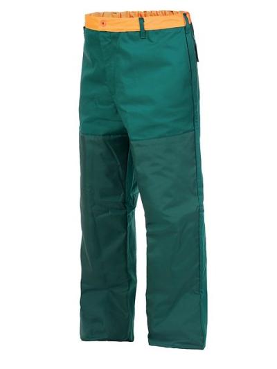 Dřevorubecké a lesnické oblečení - pracovní kalhoty ke křovinořezu - O203876