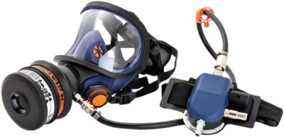 Masky a polomasky - celoobličejová maska SR 200 AIRLINE PC zorník - P401010