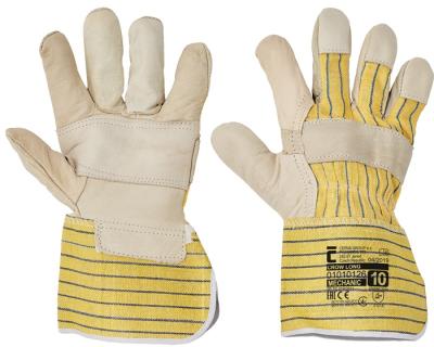 pracovní rukavice CROW LONG - 1775
