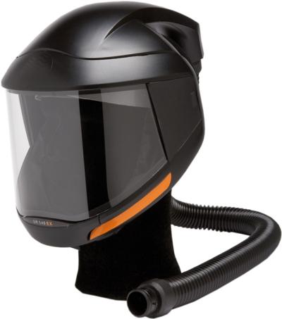 Masky a polomasky - Ochranný štít obličejový SR 540 EX - P401004