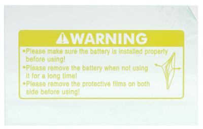 vnitřní ochranná folie ESAB pro svařovací kukly Sentinel A50 - P400822