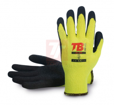 Pracovní rukavice - pracovní rukavice Tomas Bodero 302 GRIP - R100168
