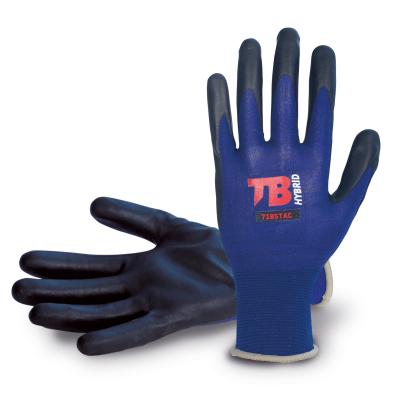 Pracovní rukavice - pracovní rukavice Tomas Bodero 718STAC - R100170