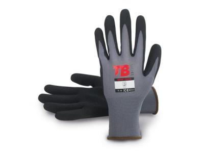 Pracovní rukavice - pracovní rukavice Tomas Bodero 700MF TOUCH - R100173