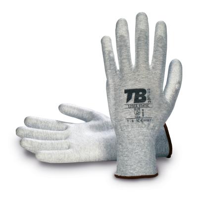 Pracovní rukavice - pracovní rukavice Tomas Bodero 120CE STATIC - R100177