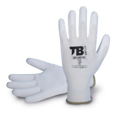 rukavice Tomas Bodero - Pracovní rukavice TB 500 URETAN - R100178