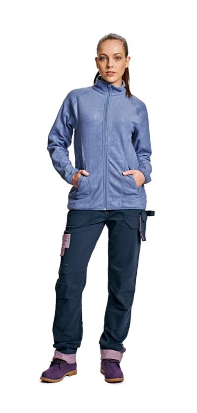 pracovní bunda fleecová YOWIE - V000073