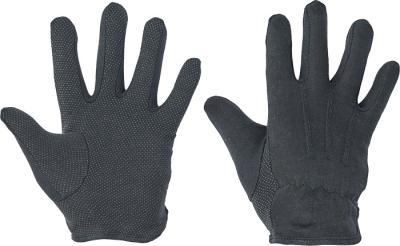 Outdoorové, volnočasové a sportovní oblečení - pracovní rukavice BUSTARD černé - 1228