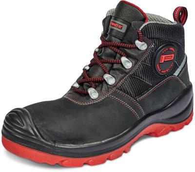 Pracovní obuv - pracovní obuv kotník MUSA MF S3 - B300905