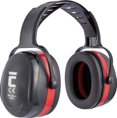 Ochrana sluchu - mušlový chránič FM-3 - P400935