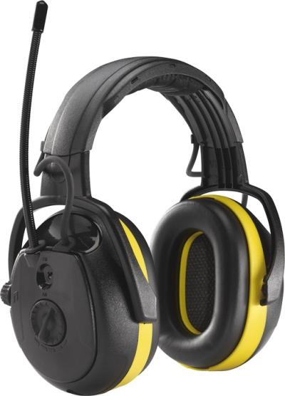 Ochrana sluchu - mušlový chránič ED 2H REACT - P400940