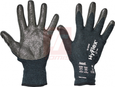 Pracovní rukavice Ansell - pracovní rukavice ANSELL HYFLEX 11-542 - R100051