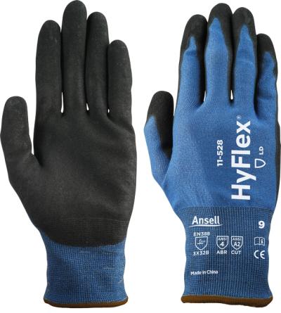 Pracovní rukavice Ansell - Pracovní rukavice HYFLEX 11-528 - R100090