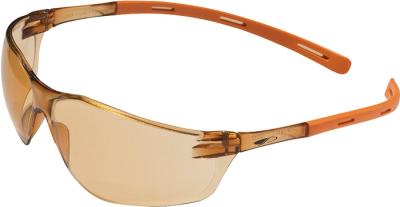 Ochranné pracovní brýle - Ochranné brýle RIGI AS,Blue Block sv.oranžová - P400916