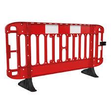 silniční bariéry, pásky - mobilní bariéra TITAN 2M Anti Trip - P401018