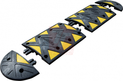 zpomalovací prahy RIDGEBACK 5cm - P401023