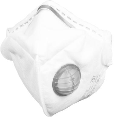 respirátor REFIL 751 sklád. respirátor s ventilkem FFP3 - P401150
