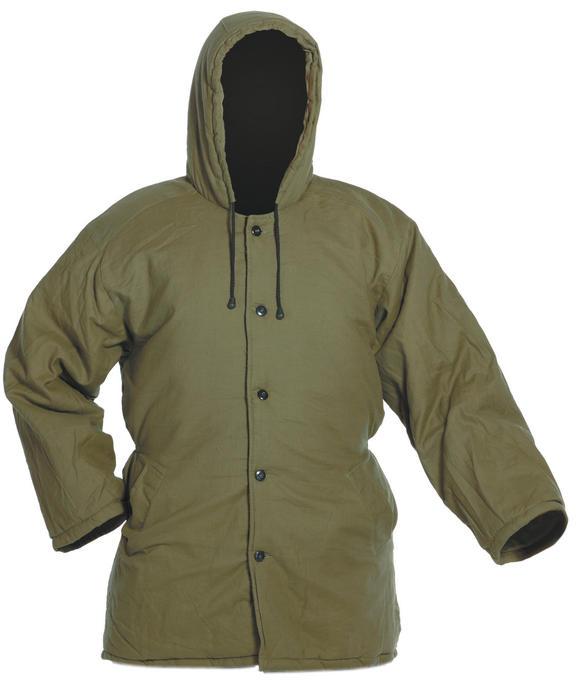 kabát vatovaný NORMA - V000011