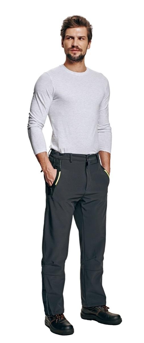 pracovní kalhoty softshell OLZA -  O200287