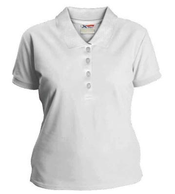 61ae6a8119b tričko s límečkem dámské pique 175g m2