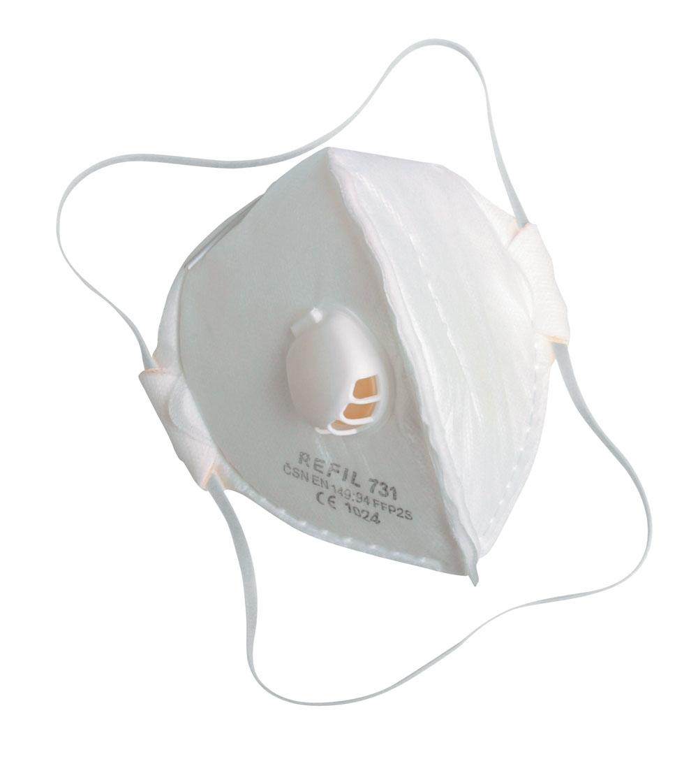 respirátor REFIL 731 FFP2 - 4054