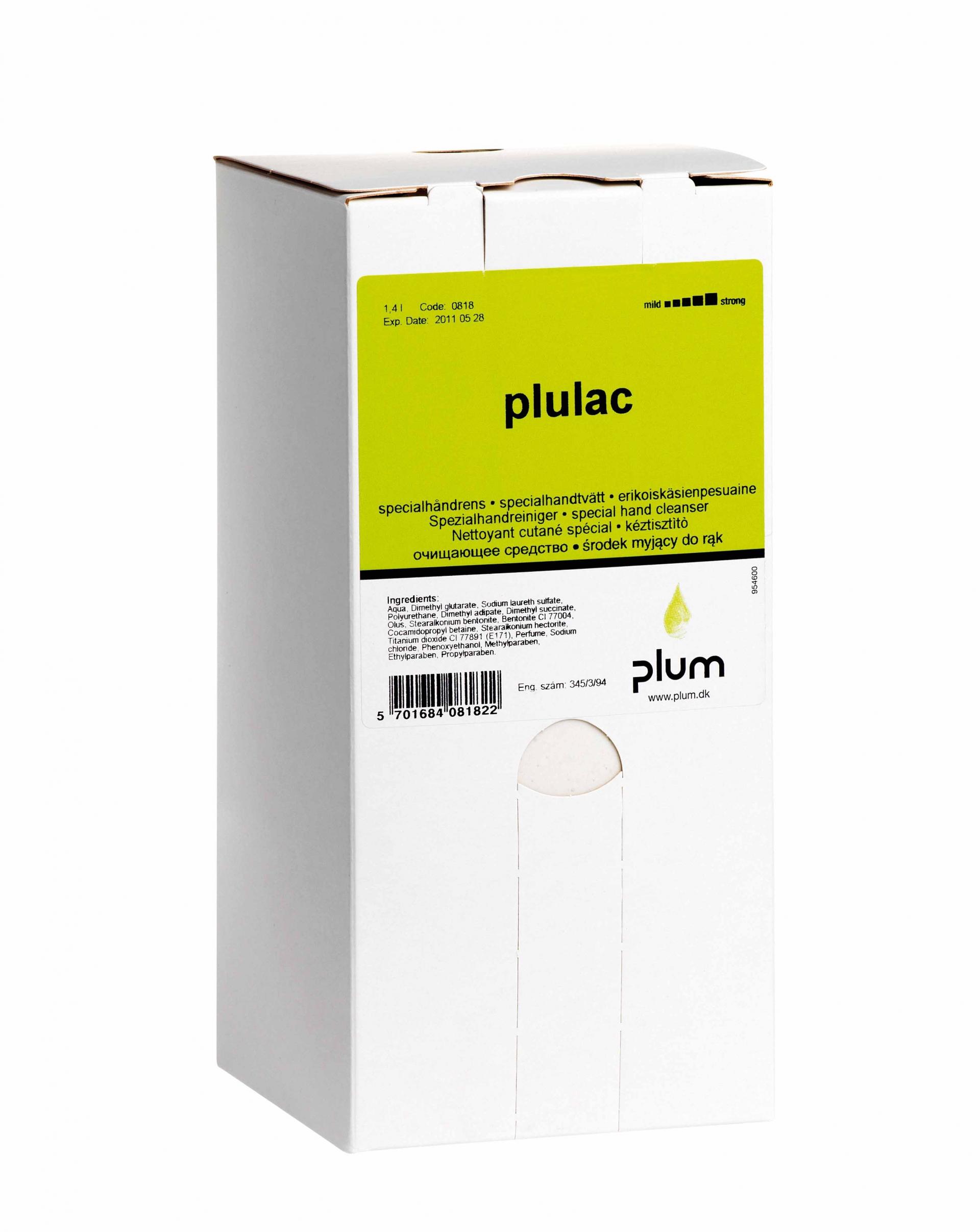 Čistič rukou PLULAC 0818 - 1,4 l - D500051