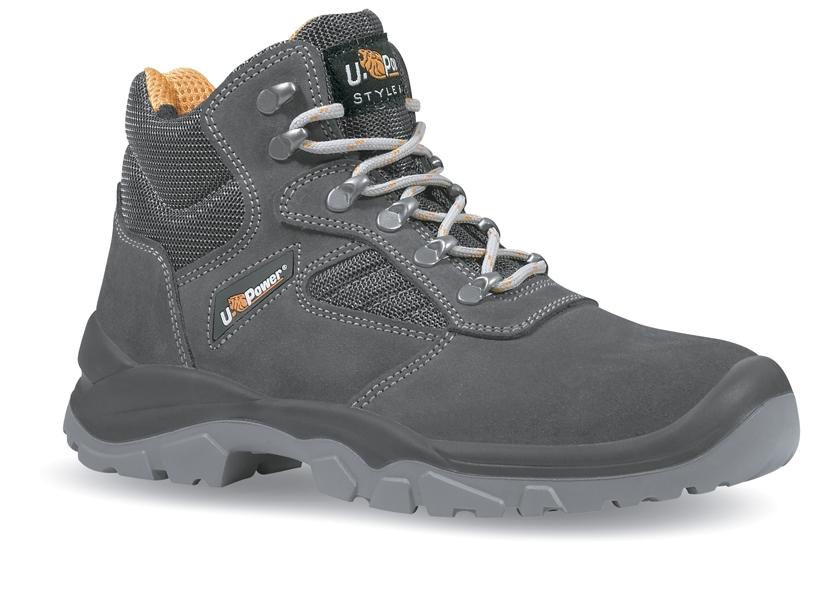 pracovní obuv U-POWER REAL S1P - 3485