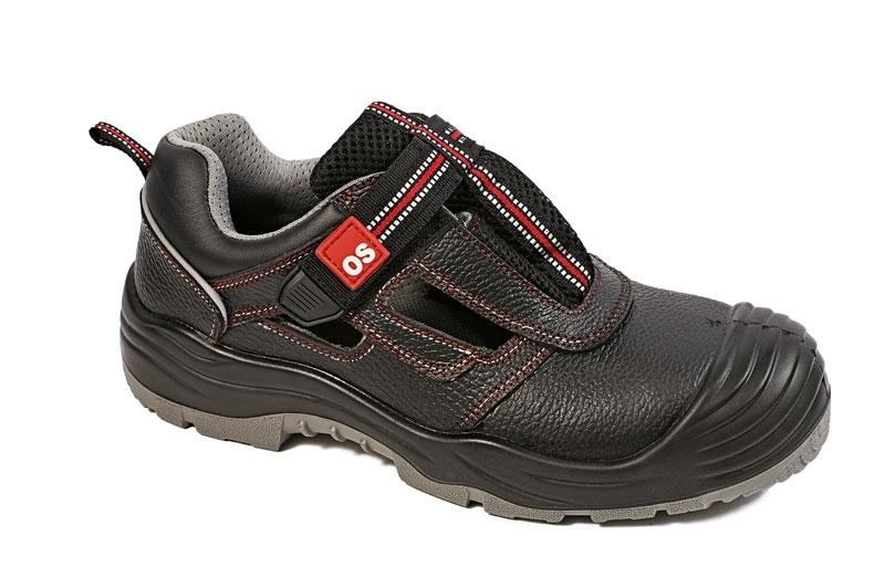 pracovní obuv sandál BJERT S1P SRC - B300368