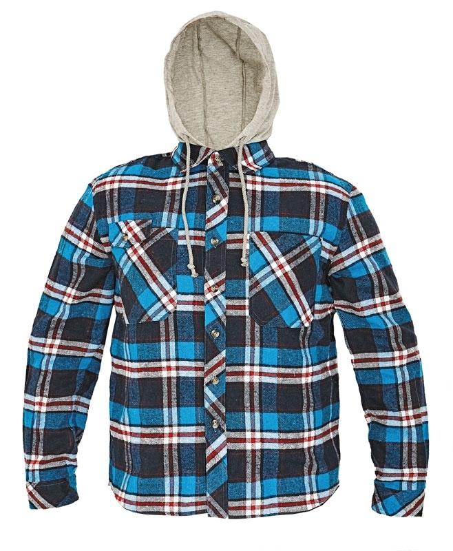 b008daed814 pracovní košile s kapucí LUCAN - O202069