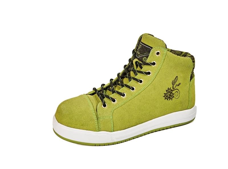pracovní obuv kotník WUJA S1P - B300355