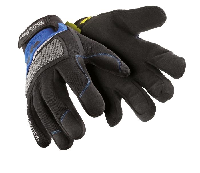 pracovní rukavice MECHANIC´S 4018 vel. 11, 12 - 1409