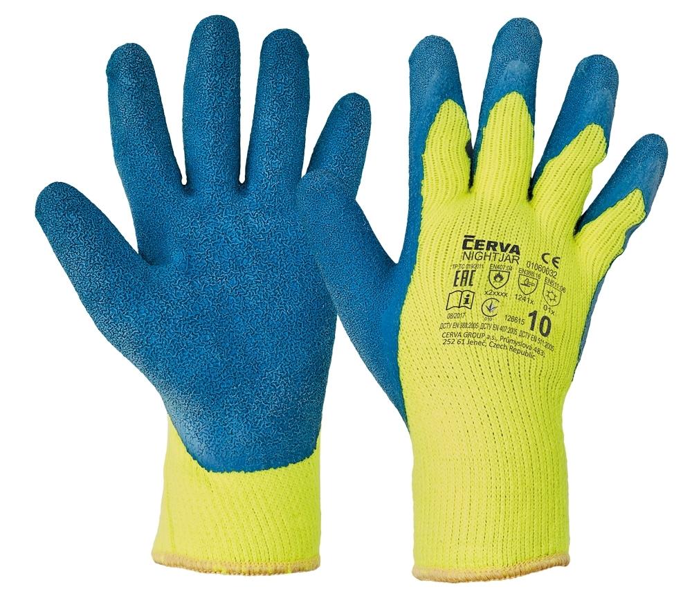 pracovní rukavice NIGHTJAR - R100030