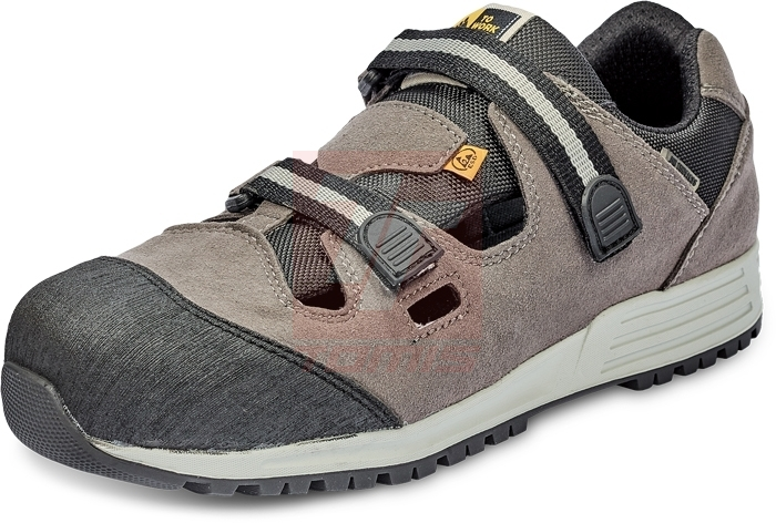 pracovní obuv RUNNER ESD S1P SRC SANDÁL - B300715