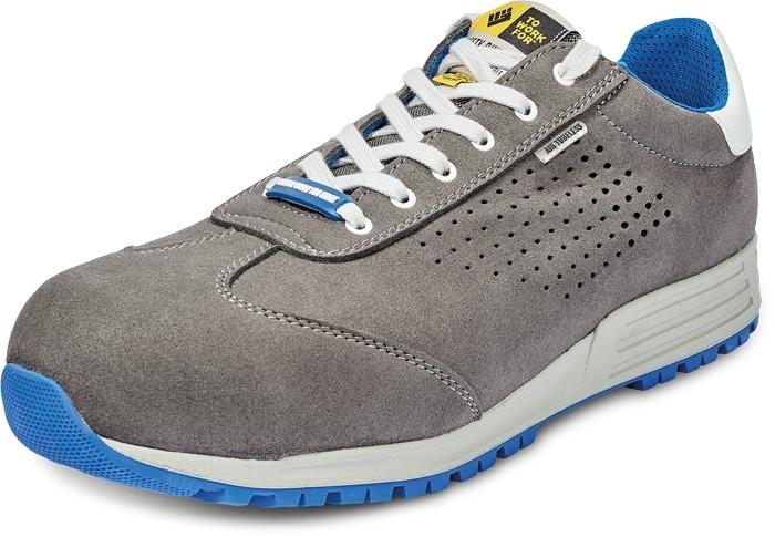 pracovní obuv JUMPER ESD S1P SRC POLOBOTKA - B300718