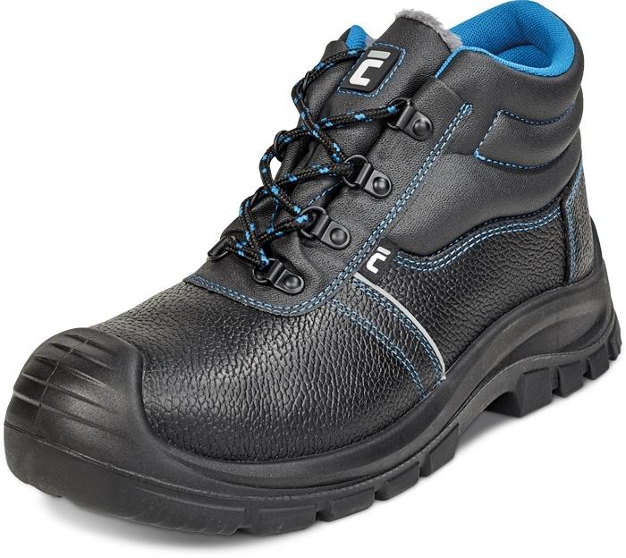 pracovní obuv zimní RAVEN XT S3 Cl SRC kotník - B300741