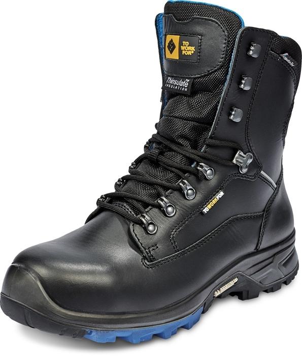 pracovní obuv TRACTION MF S3 HRO SRC poloholeňová - B300746