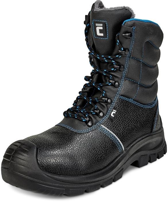 pracovní obuv zimní RAVEN XT O2 CI SRC poloholeňová - B300753